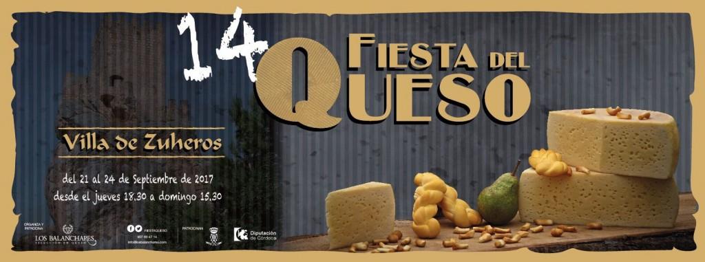 fiesta del queso de zuheros