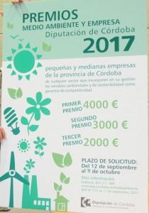Premios Medio Ambiente y Empresa diputación de córdoba